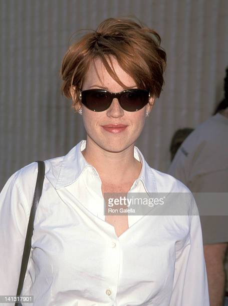Molly Ringwald at the Premiere of 'Jungle 2 Jungle' Avco Center Cinema Westwood