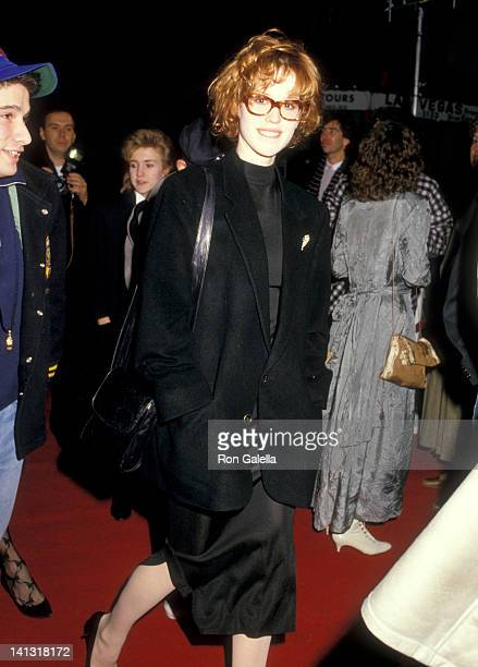Molly Ringwald at the Premiere of 'Some Kind of Wonderful' Mann's Chinese Theatre Hollywood