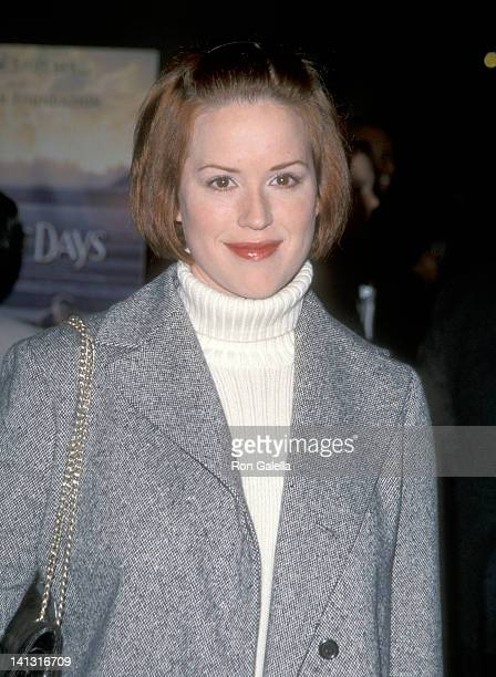Molly Ringwald at the Premiere of 'The Last Days' DGA Theater Los Angeles