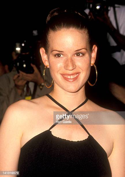 Molly Ringwald at the Premiere of 'Wolf' Ziegfeld Theater New York City