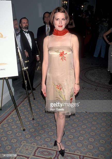 Molly Ringwald at the Trophee des Arts Gala Honoring Catherine Deneuve Pierre Hotel New York City