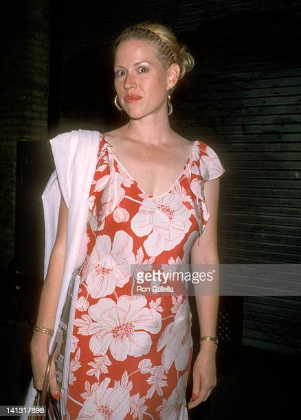 Molly Ringwald at the Vogue Hosts A Party To Celebrate Matthew Williamson's New Line Bungalow 8 New York City