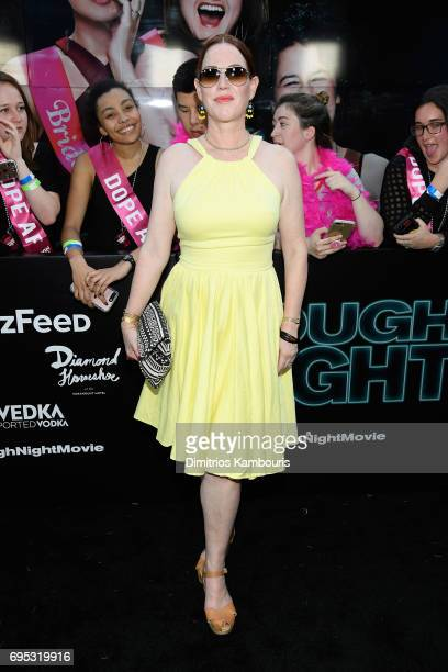 Molly Ringwald attends the 'Rough Night' premeire at AMC Loews Lincoln Square on June 12 2017 in New York City