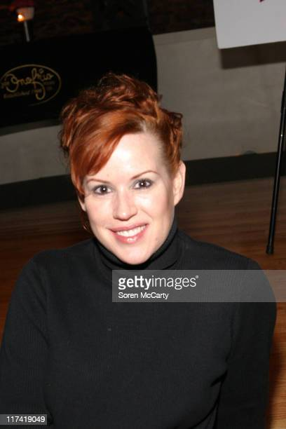 Molly Ringwald during Gran Centenario Hosts the Opening Night Cast Party for 'Sweet Charity' December 5 2006 Gran Centenario Sweet Charity at Kevin...