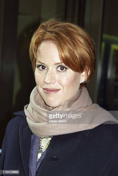 Molly Ringwald during Molly Ringwald Appears on 'Fox After Breakfast' March 26 1996 at Molly Ringwald appears on 'Fox After Breakfast' NYC in New...