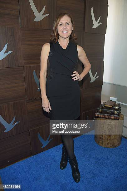 Molly Shannon attends the Me Earl The Dying Girl Cast Party at the GREY GOOSE Blue Door at Sundance on January 25 2015 in Park City Utah