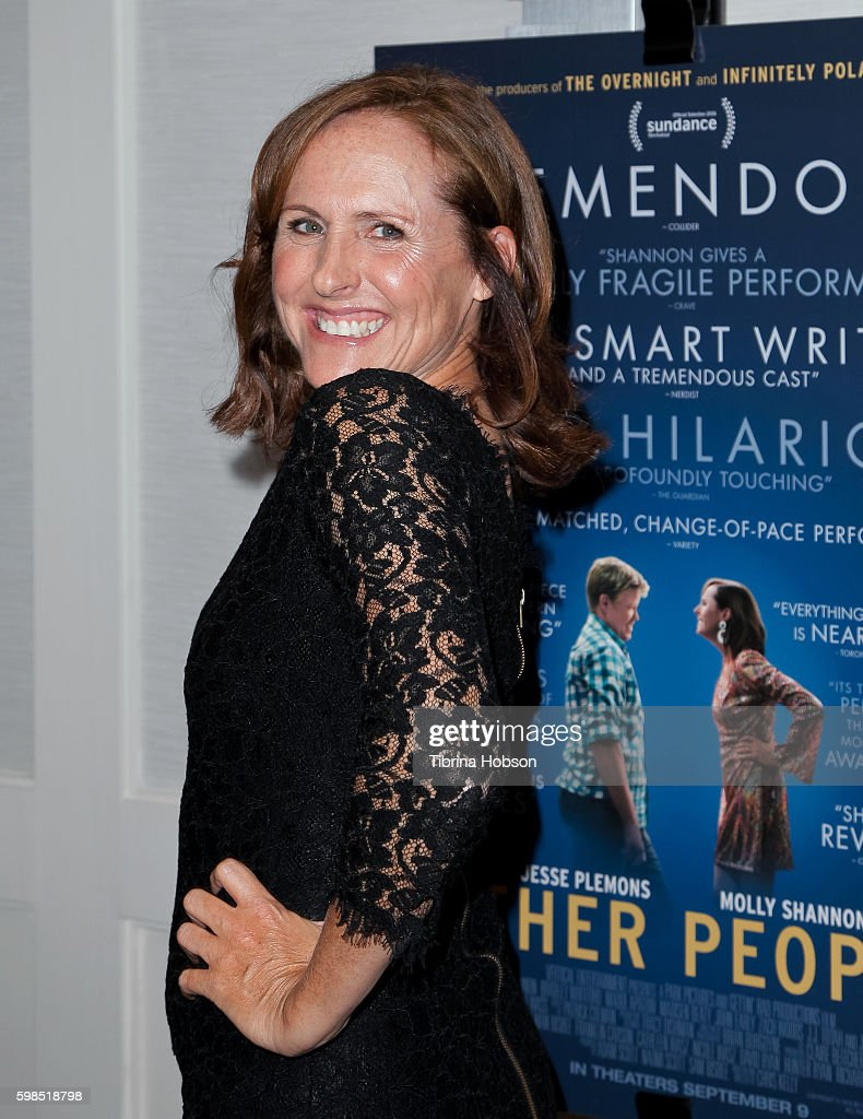 Molly Shannon attends the Premiere of Vertical Entertainment's 'Other People' at The London West Hollywood on August 31, 2016 in West Hollywood, California.