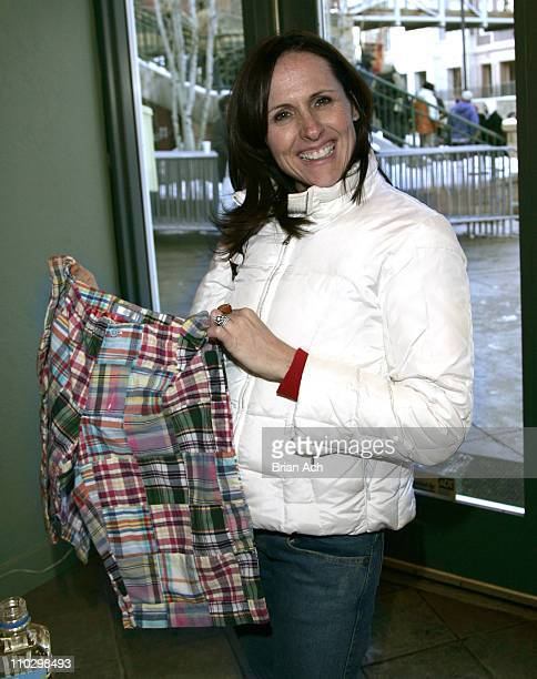 Molly Shannon during 2007 Park City American Eagle Outfitters at the Village at the Lift Day 2 at American Eagle Outfitters Gift Suite and Spa in...
