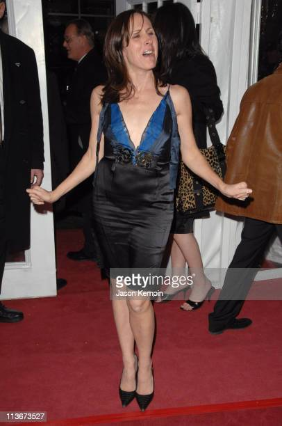 Molly Shannon during 'Dreamgirls' New York City Premiere Arrivals at Ziegfeld Theatre in New York City New York United States