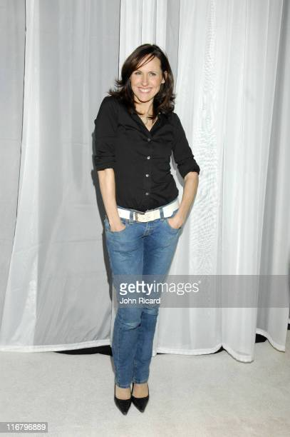 Molly Shannon during Kodak Easy Share Presents Molly Shannon Back at Studio 8 February 06 2007 at Studio 8 Rockefeller Center in New York City New...