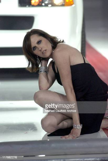 Molly Shannon during TEN GM Rocks Award Season With Cars Stars and Fashion Show at Sunset and Vine in Hollywood California United States
