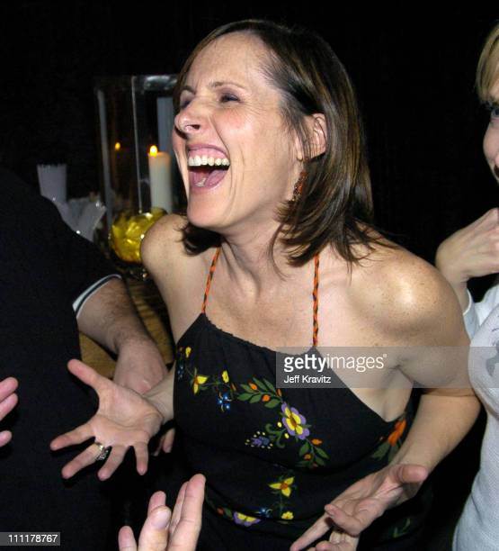 Molly Shannon during The 10th Annual US Comedy Arts Festival FOX TV Party for Cracking Up at The Little Nell in Aspen Colorado United States