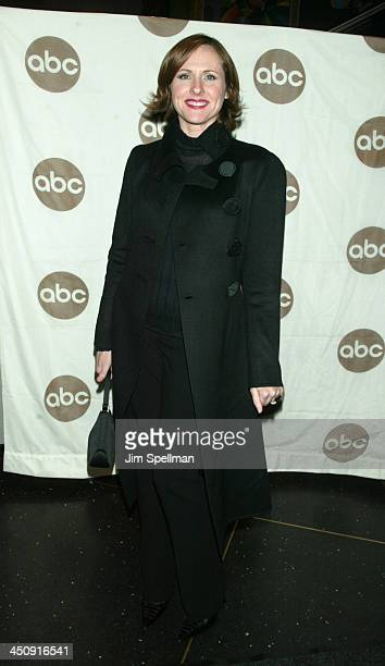 Molly Shannon during World Premiere of the ABC Original Made for Television Motion Picture Meredith Willson's The Music Man at Loews Cineplex Lincoln...