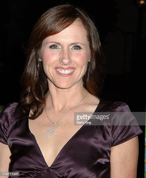 Molly Shannon during 'Year of the Dog' Los Angeles Premiere Arrivals at The Paramount Pictures Theater in Los Angeles California United States
