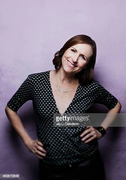 Molly Shannon is photographed for Los Angeles Times at the 2015 Sundance Film Festival on January 24 2015 in Park City Utah PUBLISHED IMAGE CREDIT...