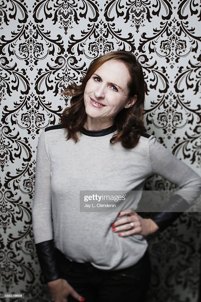 <a gi-track='captionPersonalityLinkClicked' href=/galleries/search?phrase=Molly+Shannon&family=editorial&specificpeople=213534 ng-click='$event.stopPropagation()'>Molly Shannon</a> is photographed for Los Angeles Times on January 18, 2014 in Park City, Utah. PUBLISHED IMAGE.