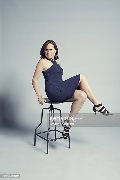 Molly Shannon poses for a portrait at the 2017 People's Choice Awards at the Microsoft Theater on January 18 2017 in Los Angeles California