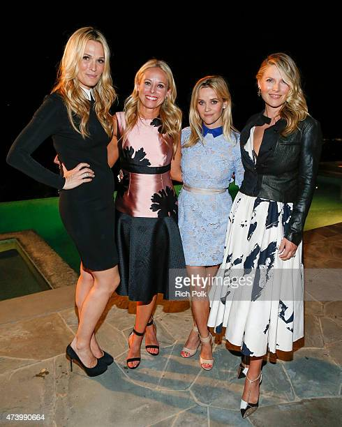 Molly Simms Shannon Rotenberg Reese Witherspoon and Ali Larter attend the Communities In Schools Of Los Angeles Annual Gala on May 18 2015 in Pacific...