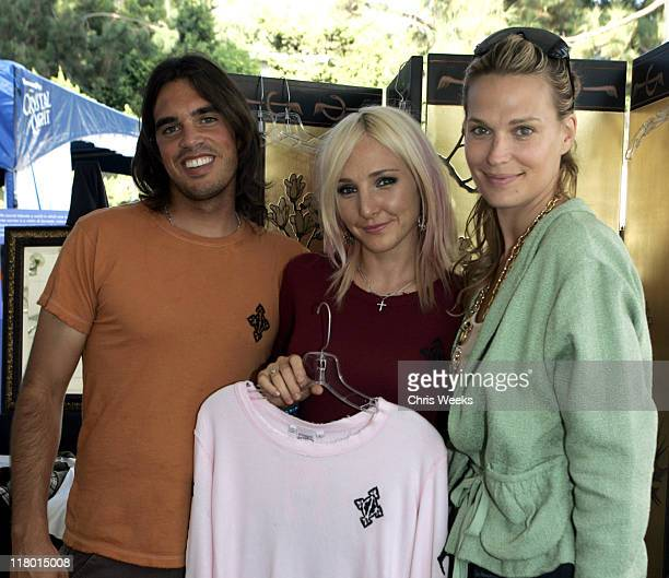 Molly Sims at Eccentric Symphony during Silver Spoon PreEmmy Hollywood Buffet Day 1 in Los Angeles California United States Photo by Chris...