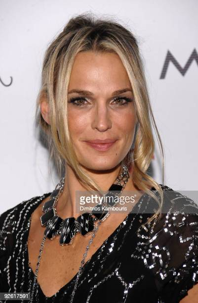 Molly Sims attends the 13th Annual 2009 ACE Awards presented by the Accessories Council at Cipriani 42nd Street on November 2 2009 in New York City