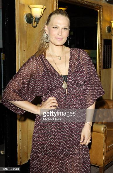 Molly Sims attends the celebration of 'Sing Loud' held at Pasadena Playhouse on August 10 2012 in Pasadena California
