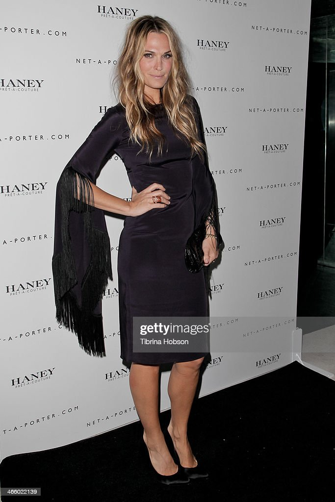 <a gi-track='captionPersonalityLinkClicked' href=/galleries/search?phrase=Molly+Sims&family=editorial&specificpeople=202547 ng-click='$event.stopPropagation()'>Molly Sims</a> attends the Haney Pret-A-Couture launch hosted by Net-A-Porter at mmhhmmm at The Standard, Hollywood on January 30, 2014 in West Hollywood, California.