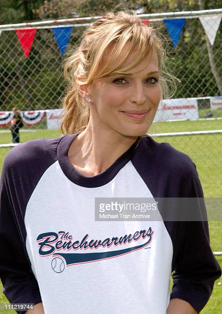 Molly Sims during 'Benchwarmers' Los Angeles Premiere Arrivals and Baseball Game at Sunset Canyon Recreation CenterUCLA Campus in Hollywood...