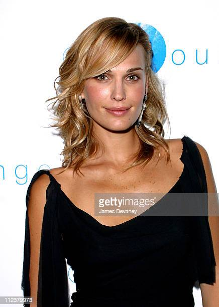 Molly Sims during Molly Sims hosts Karaoke Night at the GQ Lounge at GQ Lounge @ Pressure in New York City New York United States