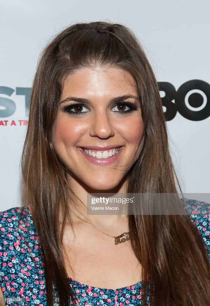 Molly Tarlov attends the 2013 Outfest Opening Night Gala Of 'C.O.G.' - Red Carpet at Orpheum Theatre on July 11, 2013 in Los Angeles, California.