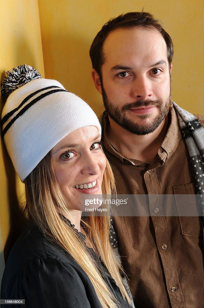 Molly Thompson and Will Prescott attend the SAGIndie Brunch at Cafe Terigo on January 21, 2013 in Park City, Utah.