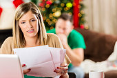 Mom worries about paying Christmas bills