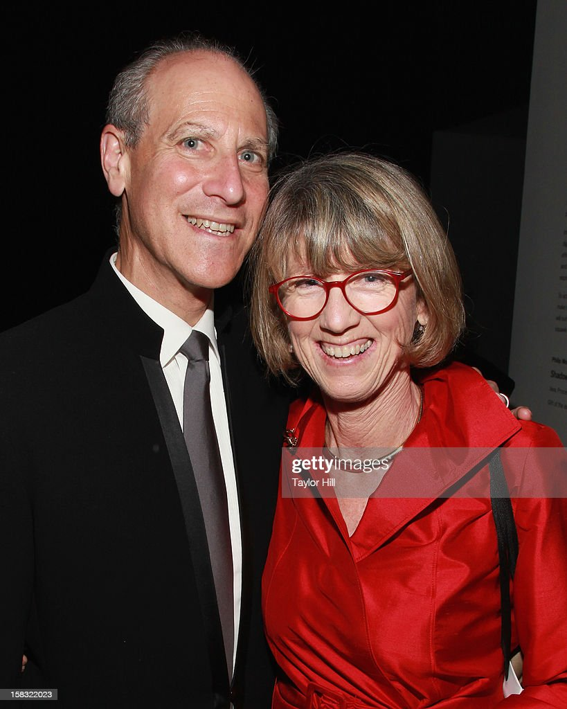 MoMA Director Glenn D. Lowry and wife Susan Lowry attend The Museum of Modern Art's Jazz Interlude Gala After Party at MOMA on December 12, 2012 in New York City.