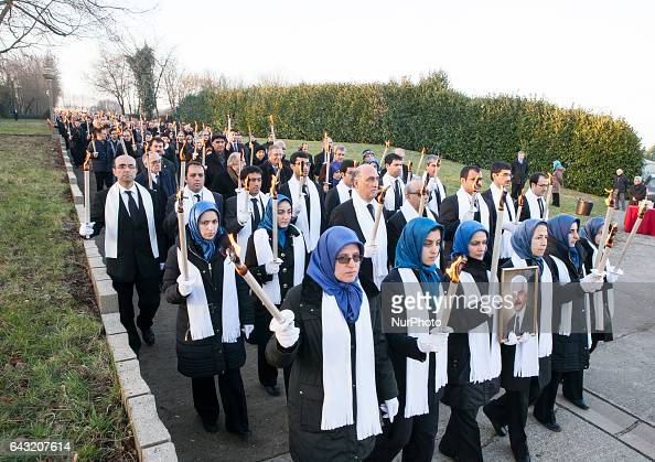 A moment of Funeral MohammadAli Jaberzadeh NCRI in Paris France on 18 February 2017 MohammadAli Jaberzadeh one of the most seasoned and senior...
