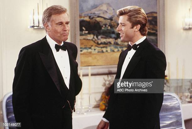 THE COLBYS 'Moment of Truth' Airdate November 28 1985 CHARLTON