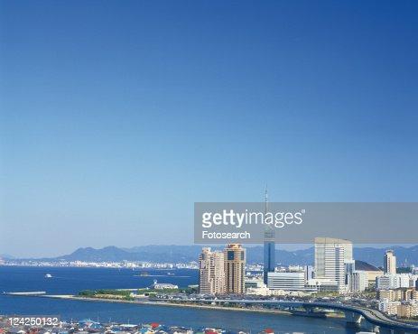 Momochihama in Fukuoka