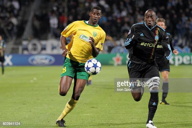 Momodou CEESAY / Souleymane DIAWARA Marseille / Zilina Champions League 2010/2011