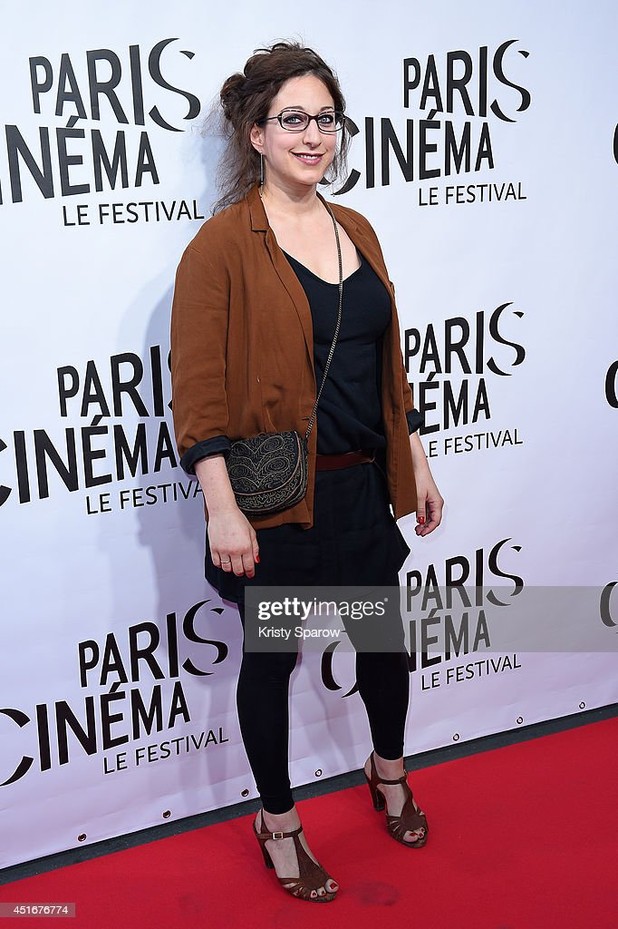Mona Achache attends the Festival Paris Cinema Opening Ceremony at Cinema Gaumont Capucine on July 3, 2014 in Paris, France.