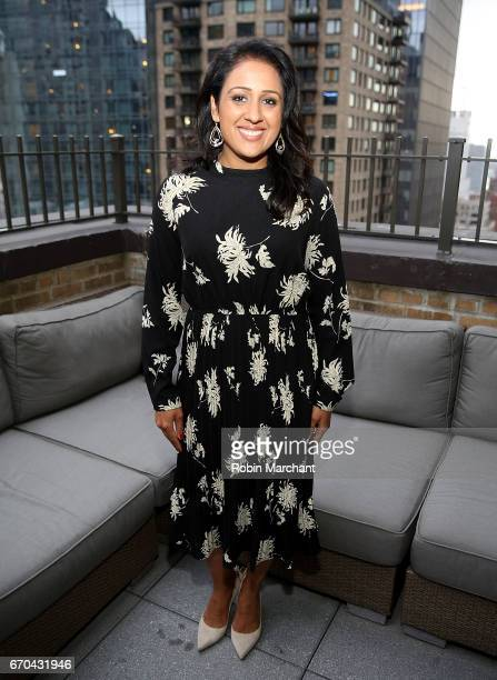 Mona Patel attends Luna Bar And Motivate Design Present Wage On Making The Wage Gap History at WestHouse Hotel on April 19 2017 in New York City