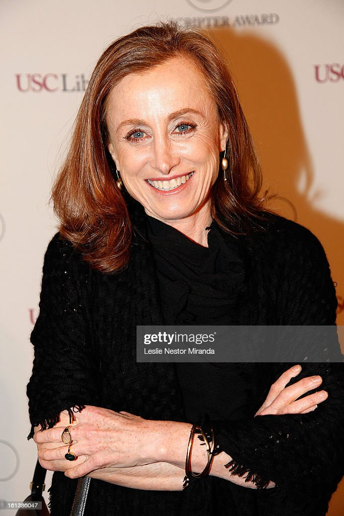 Mona Simpson attends The USC Libaries Twenty-Fifth Anuual Scripter Awards at USC Campus, Doheney Library on February 9, 2013 in Los Angeles, California.