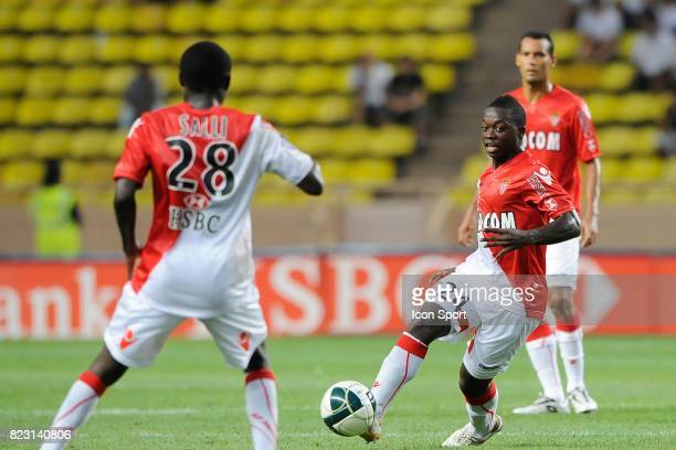 MENDY Monaco / Amiens 4eme journee de Ligue 2