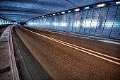 Monaco Grand Prix Tunnel
