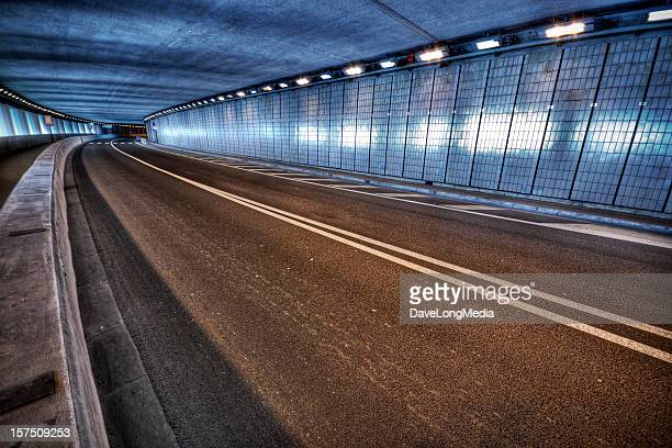 Monaco Grand Prix Tunnel
