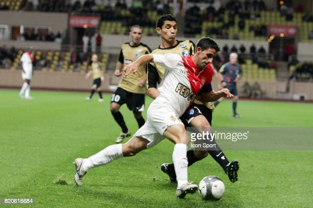 ALONSO Monaco / Grenoble 13e journee Ligue 1 Stade Louis II Monaco