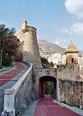 Monaco Grimaldi Fortress