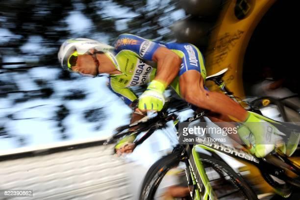 Daniele BENNATI Liquigas Tour de France 2009 Etape 1 Monaco / Monaco