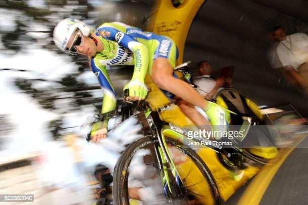 Vincenzo NIBALI Liquigas Tour de France 2009 Etape 1 Monaco / Monaco