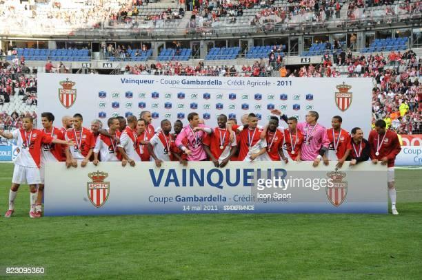 Monaco Remporte la Coupe Gambardella Monaco / Saint Etienne Finale de la Coupe de France 2011 Stade de France