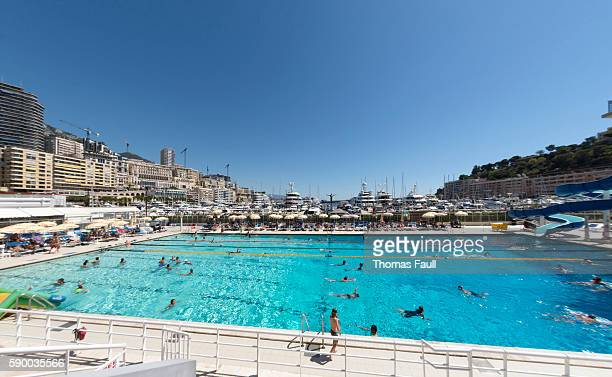 Monaco Swimming Pool