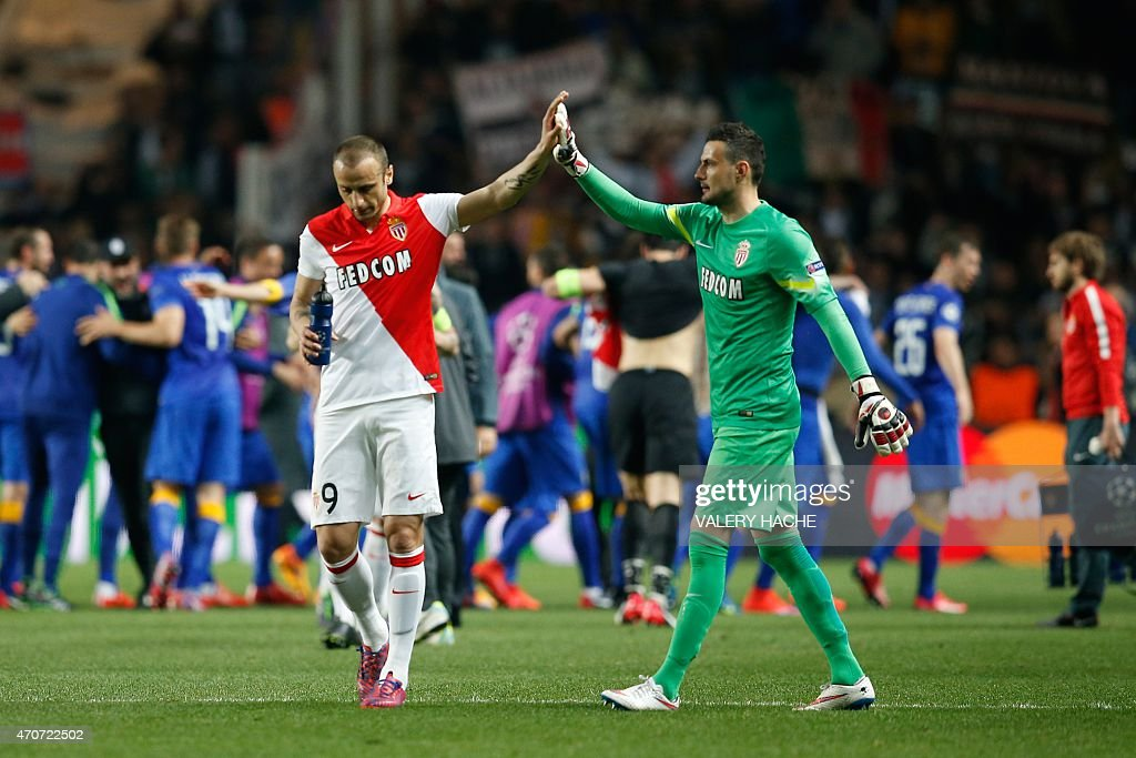 AS Monaco FC v Juventus - UEFA Champions League Quarter Final: Second Leg