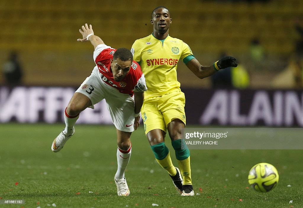 AS Monaco FC  v FC Nantes - Ligue 1